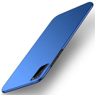 Samsung Galaxy S20 5G Kuori MOFI Slim Sininen