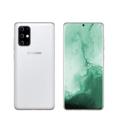 Samsung Galaxy S20 5G Suojakuori NXE Läpinäkyvä