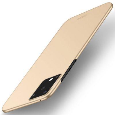 Samsung Galaxy S20 Ultra 5G Kuori MOFI Slim Kulta