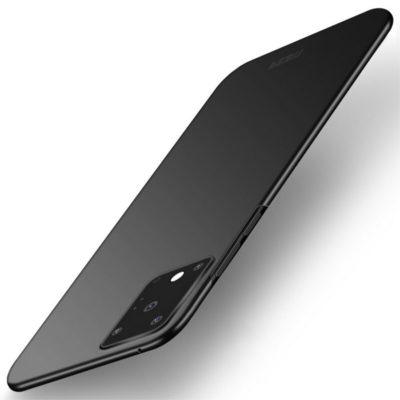 Samsung Galaxy S20 Ultra 5G Kuori MOFI Slim Musta
