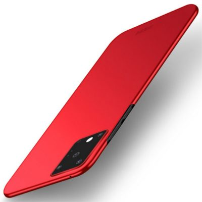 Samsung Galaxy S20 Ultra 5G Kuori MOFI Slim Punainen
