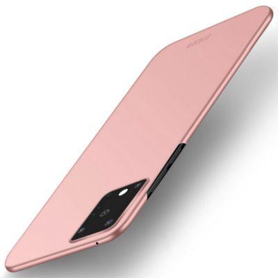 Samsung Galaxy S20 Ultra 5G Kuori MOFI Slim Ruusukulta