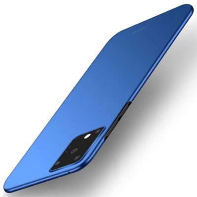 Samsung Galaxy S20 Ultra 5G Kuori MOFI Slim Sininen