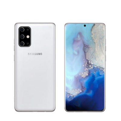 Samsung Galaxy S20 Ultra 5G Kuori NXE Läpinäkyvä