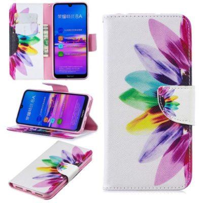 Huawei Honor 8A Suojakotelo Kukka 1