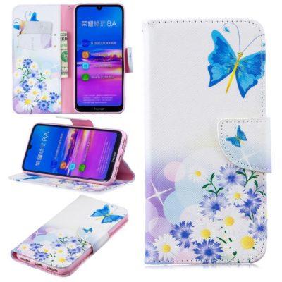 Huawei Honor 8A Suojakotelo Perhonen 1