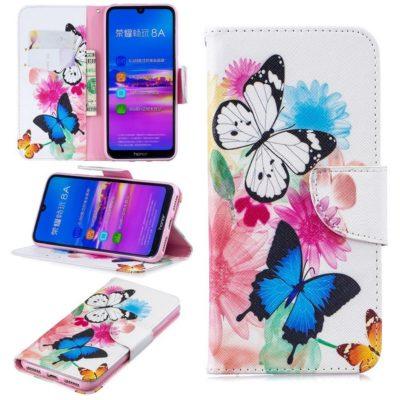 Huawei Honor 8A Suojakotelo Perhonen 2