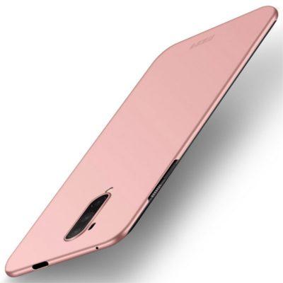OnePlus 7T Pro Suojakuori MOFI Slim Ruusukulta