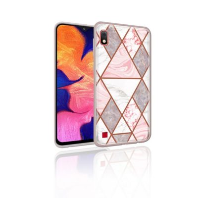 Samsung Galaxy A10 Suojakuori Marmori 4