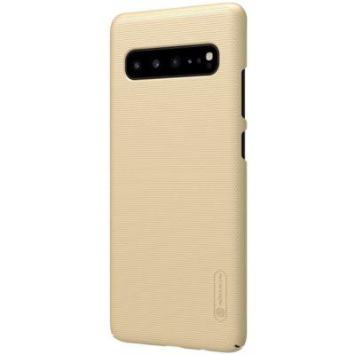 Samsung Galaxy S10 5G Suojakuori Nillkin Kulta