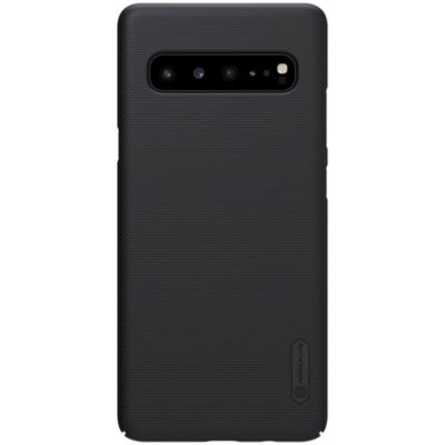 Samsung Galaxy S10 5G Suojakuori Nillkin Musta