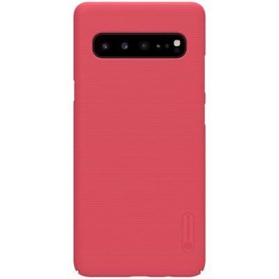 Samsung Galaxy S10 5G Suojakuori Nillkin Punainen