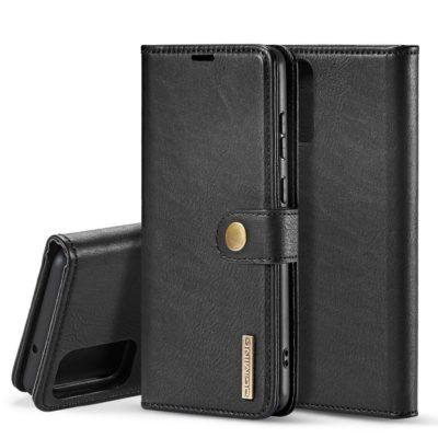 Samsung Galaxy S20+ 5G Kotelo DG.MING Musta