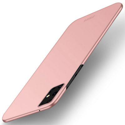 Samsung Galaxy S20+ 5G Suojakuori MOFI Ruusukulta