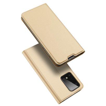 Samsung Galaxy S20 Ultra 5G Kotelo Dux Ducis Kulta