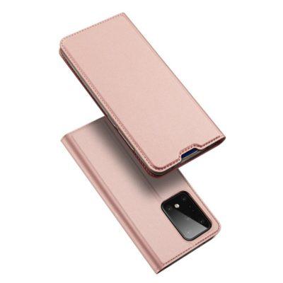 Samsung Galaxy S20 Ultra 5G Kotelo Dux Ducis Ruusukulta