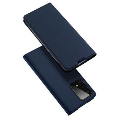 Samsung Galaxy S20 Ultra 5G Kotelo Dux Ducis Sininen