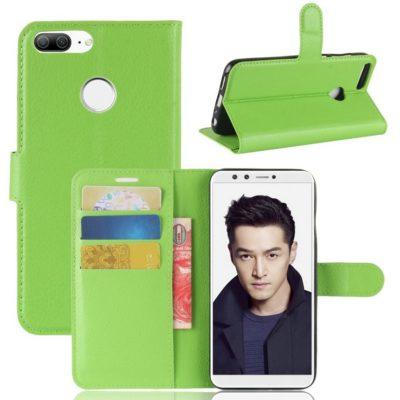 Huawei Honor 9 Lite Lompakkokotelo Vihreä