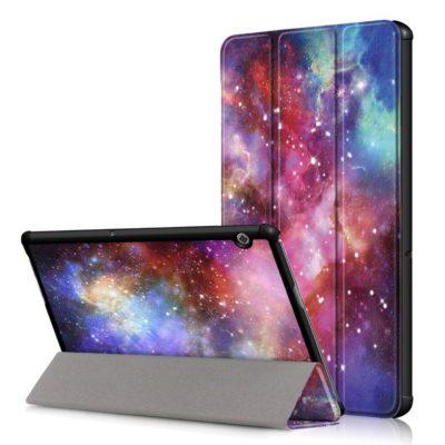 Huawei MediaPad T5 10 10.1″ Suojakotelo Avaruus