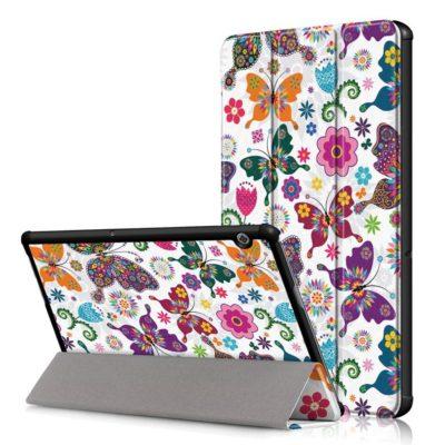 Huawei MediaPad T5 10 10.1″ Suojakotelo Perhonen