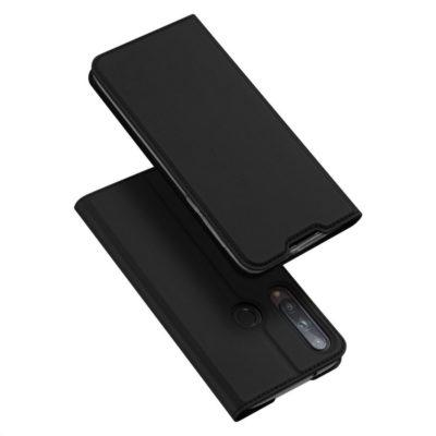 Huawei P40 Lite E Kotelo Dux Ducis Musta