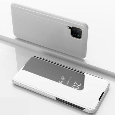 Huawei P40 Lite Kotelo Peilipinta Hopea