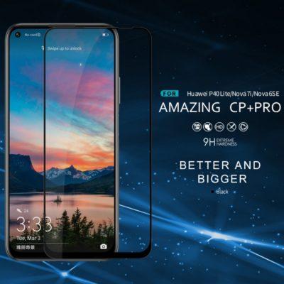 Huawei P40 Lite Panssarilasi Nillkin CP+ Pro