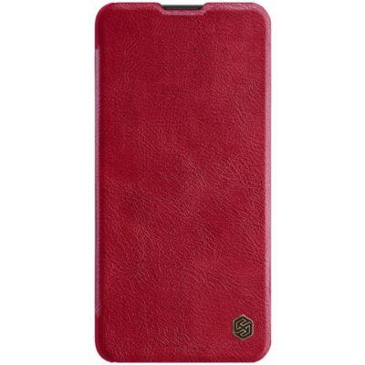 Huawei P40 Suojakotelo Nillkin Qin Punainen