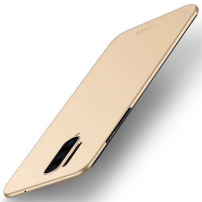 OnePlus 8 Pro Suojakuori MOFI Slim Kulta