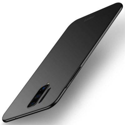 OnePlus 8 Pro Suojakuori MOFI Slim Musta