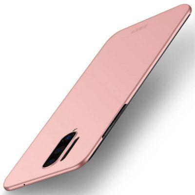 OnePlus 8 Pro Suojakuori MOFI Slim Ruusukulta