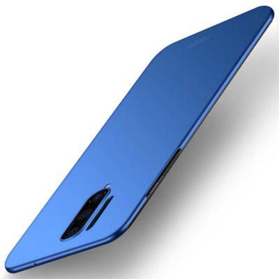 OnePlus 8 Pro Suojakuori MOFI Slim Sininen