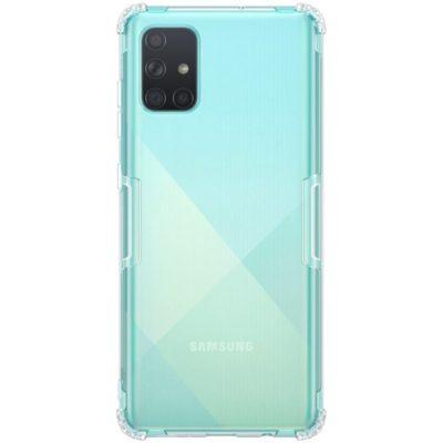 Samsung Galaxy A71 Suojakuori Nillkin Läpinäkyvä