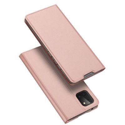 Samsung Galaxy Note 10 Lite Kotelo Dux Ducis Ruusukulta