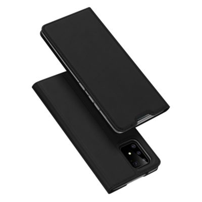 Samsung Galaxy S10 Lite Kotelo Dux Ducis Musta