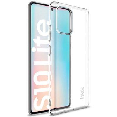 Samsung Galaxy S10 Lite Suojakuori IMAK Läpinäkyvä