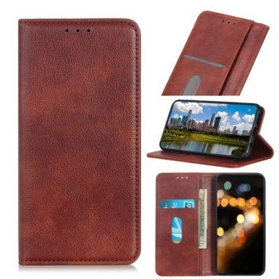 Samsung Galaxy Xcover Pro Suojakotelo Ruskea
