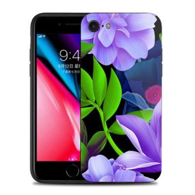 Apple iPhone 7 / 8 / SE (2020) Suojakuori NXE Kukka 1