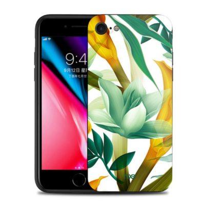 Apple iPhone 7 / 8 / SE (2020) Suojakuori NXE Kukka 3