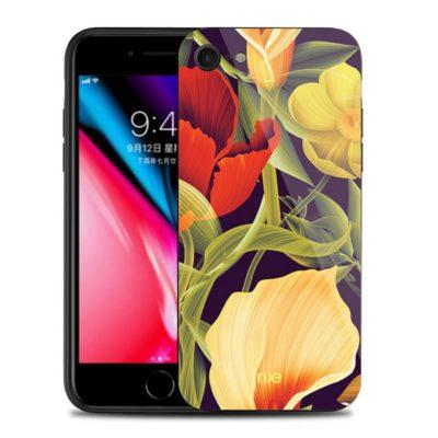 Apple iPhone 7 / 8 / SE (2020) Suojakuori NXE Kukka 4