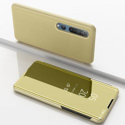 Xiaomi Mi 10 / Mi 10 Pro Kotelo Peilipinta Kulta