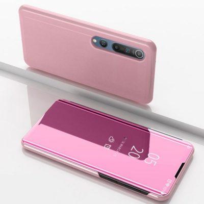 Xiaomi Mi 10 / Mi 10 Pro Kotelo Peilipinta Ruusukulta