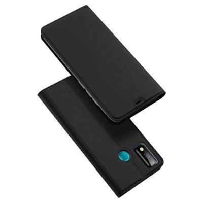 Huawei Honor 9X Lite Kotelo Dux Ducis Musta