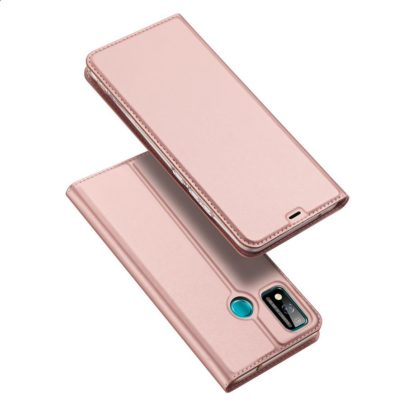 Huawei Honor 9X Lite Kotelo Dux Ducis Ruusukulta