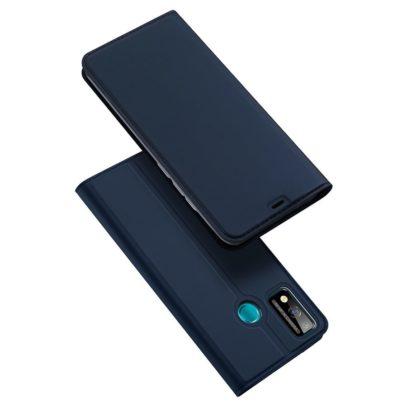 Huawei Honor 9X Lite Kotelo Dux Ducis Sininen