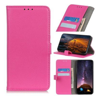Nokia 5.3 Lompakko Suojakotelo Pinkki