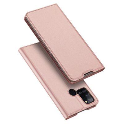 Samsung Galaxy A21s Kotelo Dux Ducis Ruusukulta