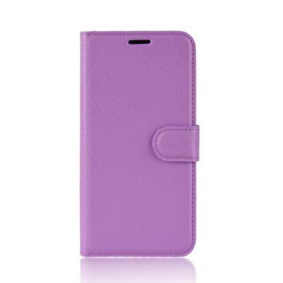 Samsung Galaxy A51 5G Kotelo PU-Nahka Violetti