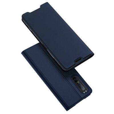 Sony Xperia 1 II Suojakotelo Dux Ducis Tummansininen