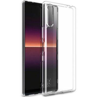 Sony Xperia L4 Suojakuori IMAK Läpinäkyvä